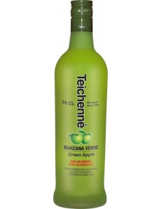 MANZANA SIN ALCOHOL TEICHENNE 70CL