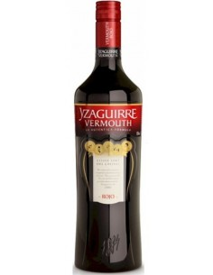 VERMOUTH YZAGUIRRE ROJO 1L