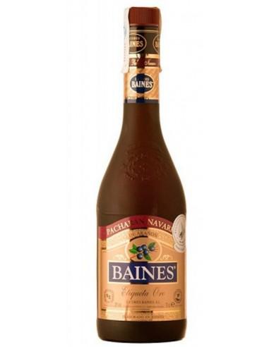 PACHARAN BAINES  ORO