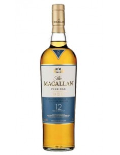 WHISKY THE MACALLANFINE OAK 12 AÑOS
