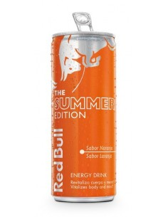 ENERGY DRINK RED BULL SUMMER EDITION