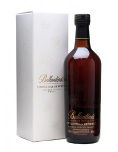 WHISKY BALLANTINES CHRISTMAS RESERVE