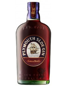 GIN PLYMOUTH SLOE 70CL