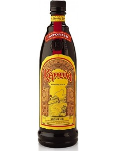 KAHLUA LICOR CAFE 1L