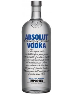 VODKA ABSOLUT 70CL