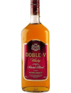 WHISKY DOBLE V 70CL