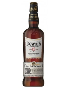 WHISKY DEWAR'S WHITE LABEL 12 A. 70CL