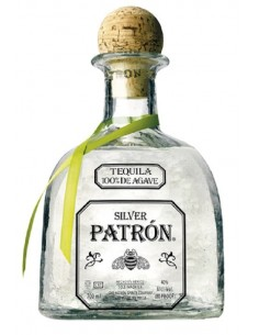 TEQUILA PATRON SILVER 70CL