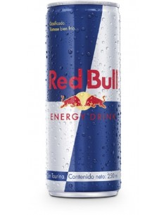 ENERGETICO RED BULL