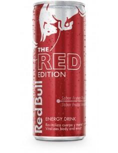 ENERGY RED BULL RED