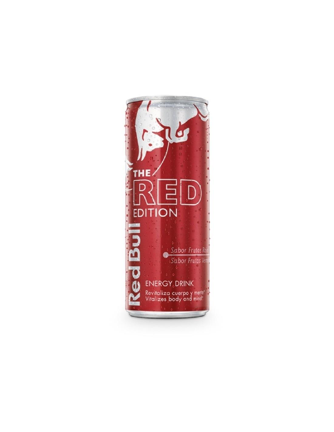 energy drink red bull red. Black Bedroom Furniture Sets. Home Design Ideas
