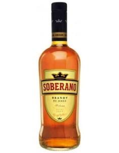 BRANDY SOBERANO 1L