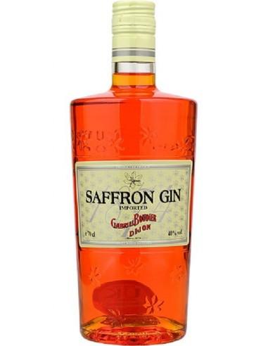 GIN SAFFRON 70CL
