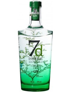 GIN 7D ESSENTIAL 70CL