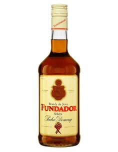 BRANDY FUNDADOR 70CL