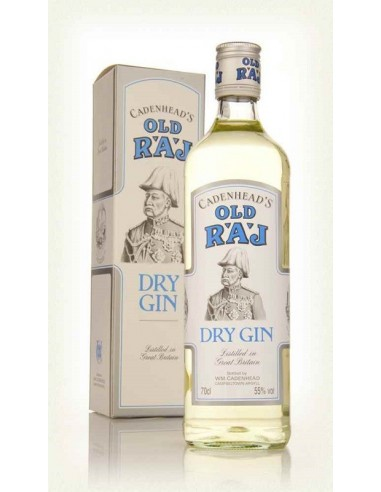 GIN OLD RAJ BLUE 70CL