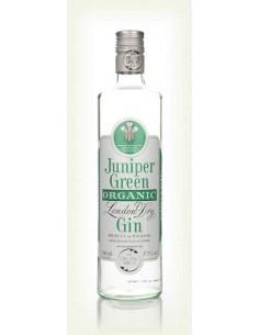 GIN JUNIPER GREEN ORGANIC 70CL