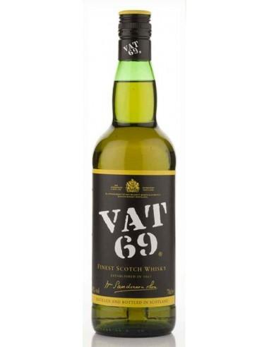 WHISKY VAT 69 70CL