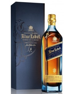 WHISKY JONHIE WALKER E. AZUL