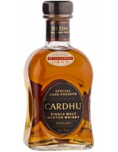 WHISKY CARDHU SPECIAL CASK