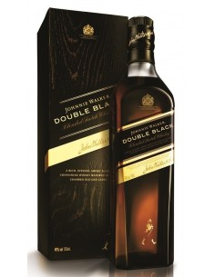 WHISKY JOHNNIE WALKER DOUBLE BLACK 70CL