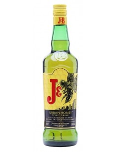 WHISKY J.B. URBAN HONEY 70CL