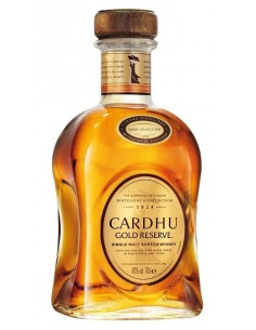 WHISKY CARDHU GOLD RESERVE 70CL