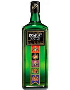 WHISKY PASSPORT 70CL