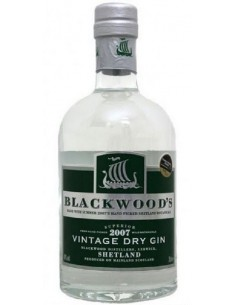 GIN BLACKWOODS VINTAGE 70CL