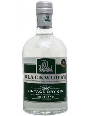 GIN BLACKWOODS VINTAGE 70CL