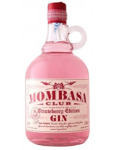 GIN MOMBASA  STRAWBERRY  70CL