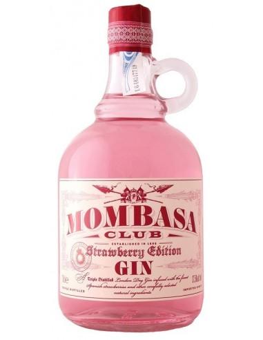 GIN MOMBASA  STRAWBERRY  70CL