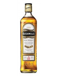 WHISKY BUSHMILLS ORIGINAL 70CL
