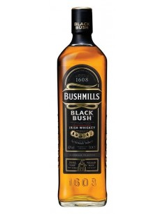 WHISKY BUSHMILLS BLACK 70CL