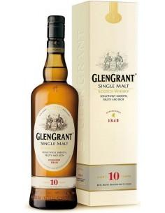 WHISKY GLEN GRANT 10 AÑOS 70CL