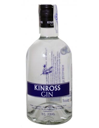 GIN KINROSS SELEC. ESPECIAL 70CL