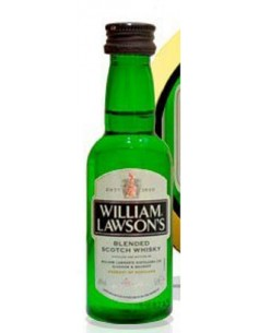 WHISKY WILLIAM LAWSON 5CL Mini