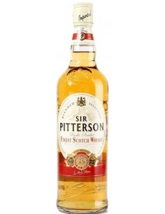 WHISKY SIR PITTERSON  70CL