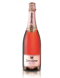 CAVA JUVE CAMPS BRUT ROSE 75CL