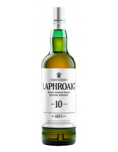 WHISKY LAPRHOAIG 10 AÑOS 70CL