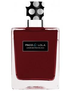 LICOR FRAMBUESA PACO Y LOLA 50 CL