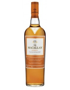 WHISKY TEH MACALLAN AMBER 70CL