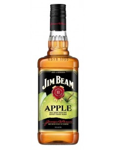 WHISKY JIM BEAM  APPLE  70CL
