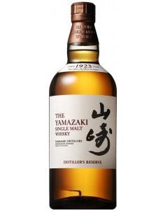 WHISKY YAMAZAKI DIST. RES.  70CL