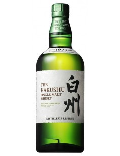 WHISKY HAKUSHU DISTIL RES. 70CL