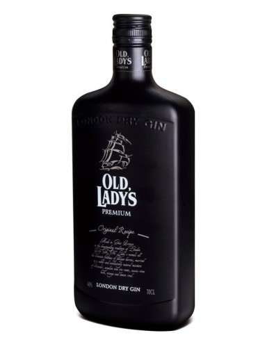GIN OLD LADY´S 70CL