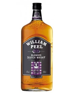 WHISKY WILLIAM PEEL LITRO