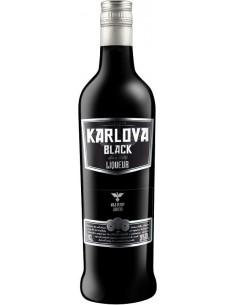 VODKA KARLOVA NEGRO 70CL