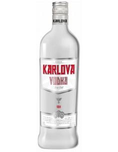 VODKA KARLOVA BLANCO 70CL