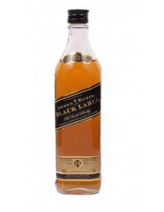 WHISKY JOHNNIE WALKER BLACK 20CL